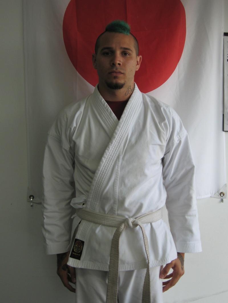 Mr. Bertini White-Belt
