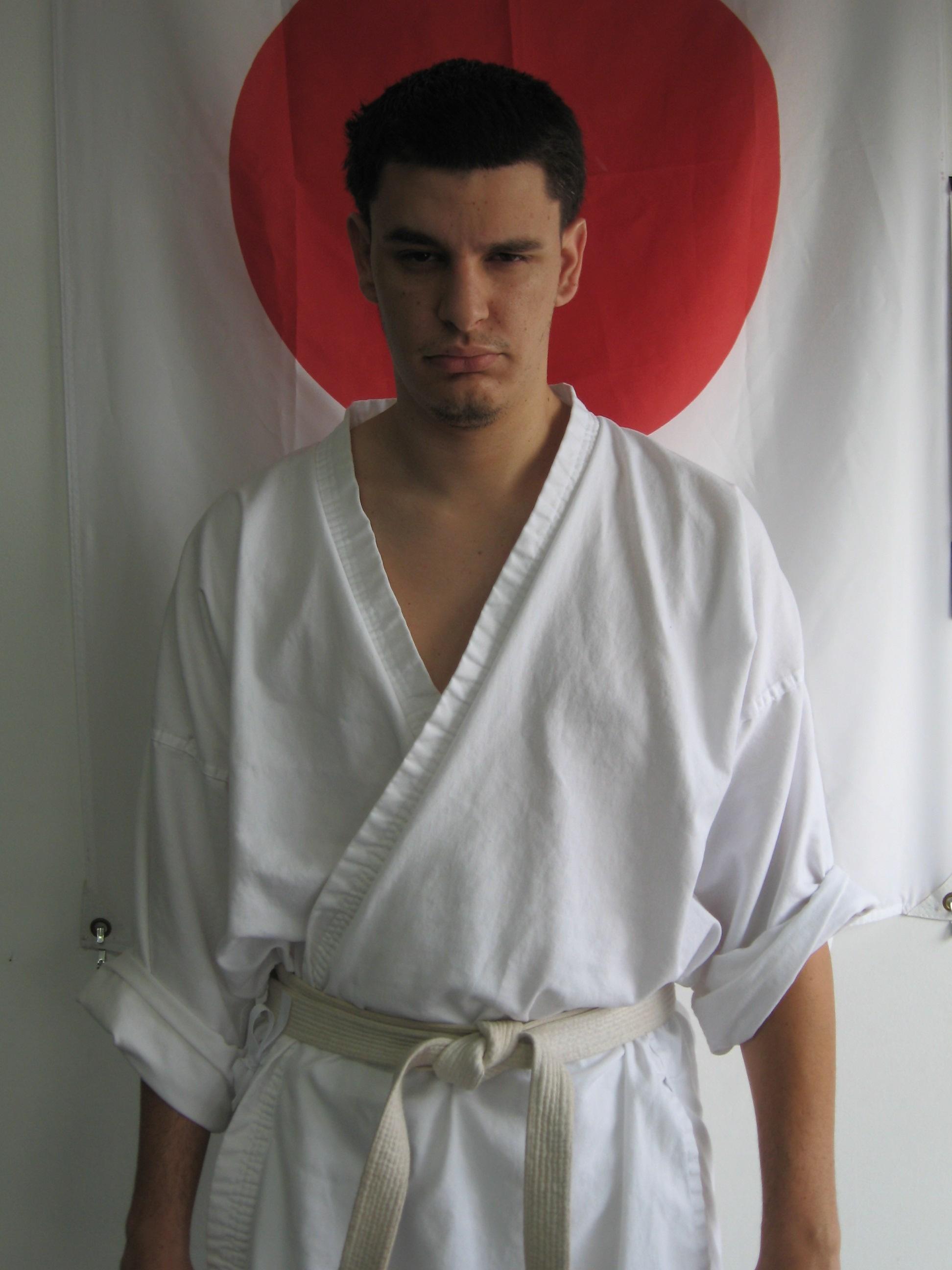 Mr. Lorenti White-Belt